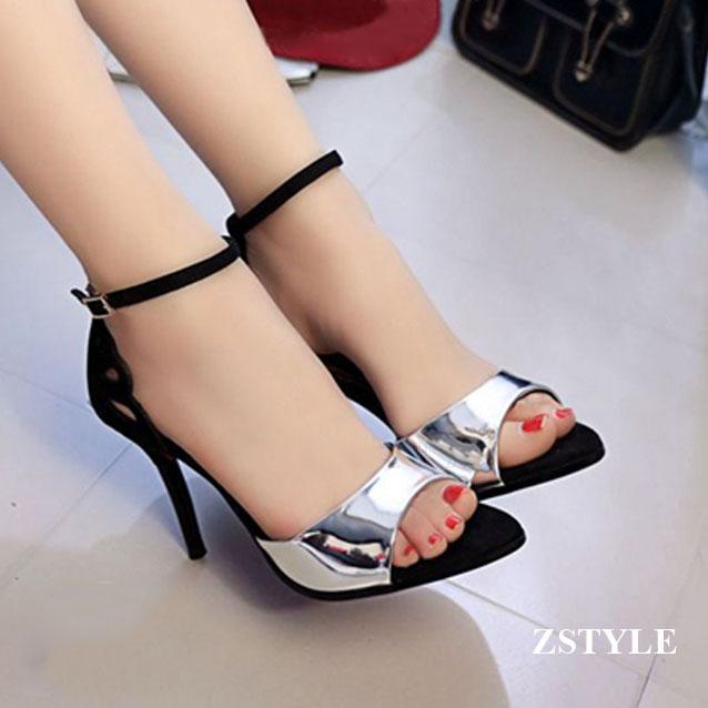 Giày cao gót nữ CGN061 màu đen