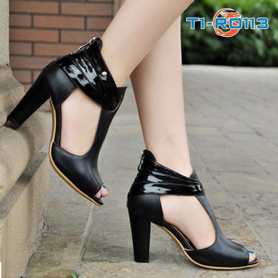 Giày cao gót nữ RO113