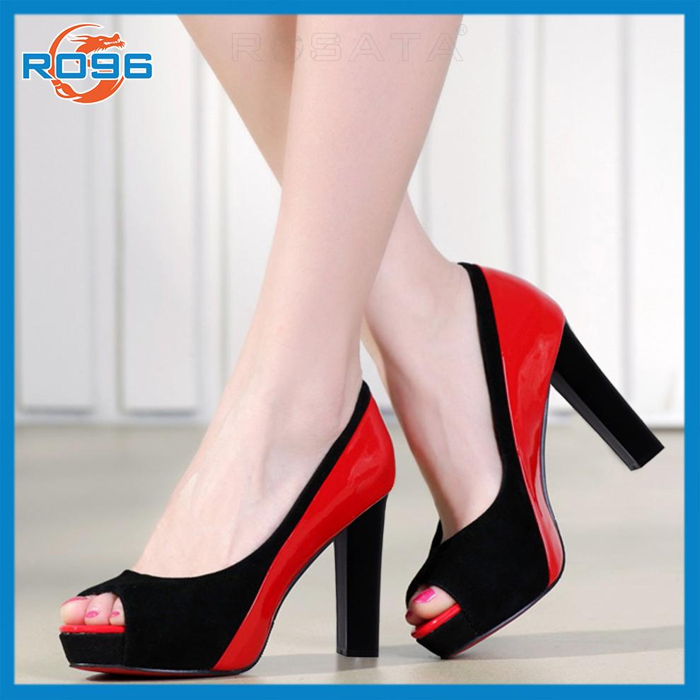 Giày cao gót nữ RO96