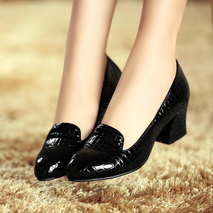 Giày công sở nữ CSN023
