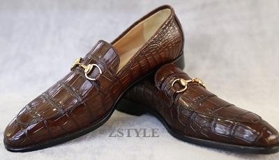 Giày da cá sấu GDCS04