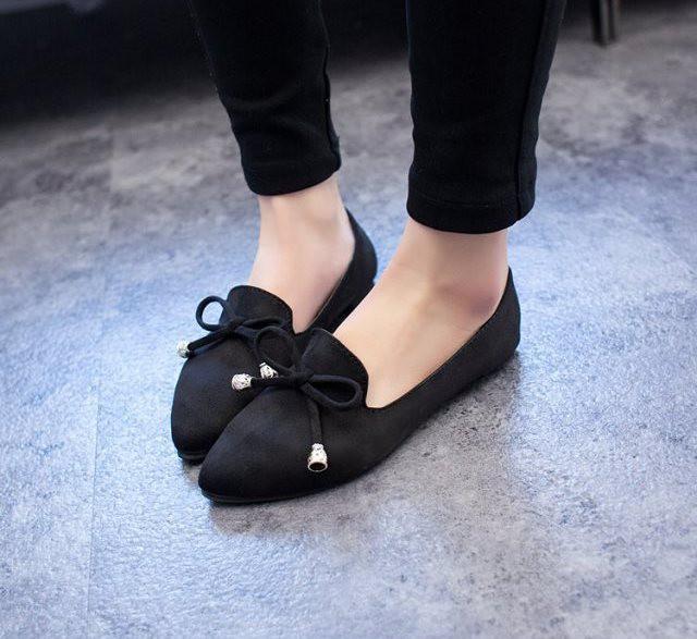 Giày lười nữ LN08