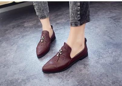 Giày Oxford nữ OXN04
