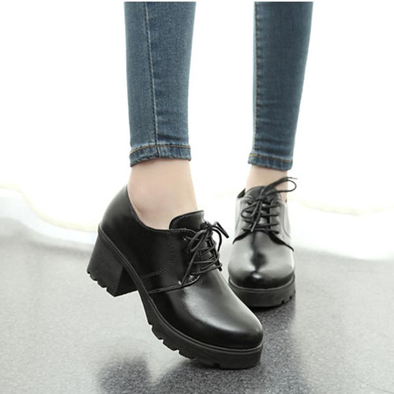 Giày Oxford nữ OXN06