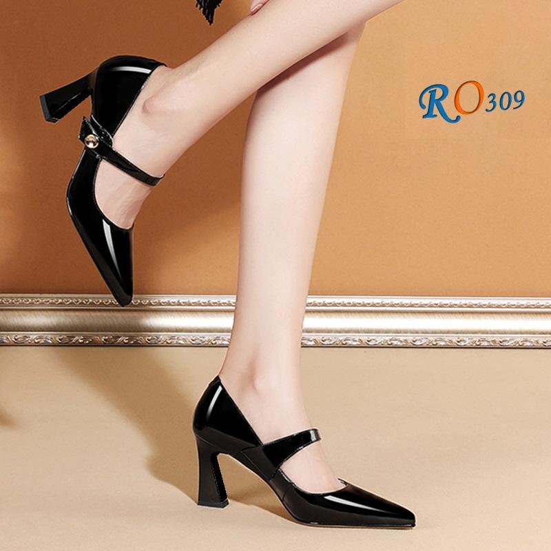 Giày SANDAL Bít mũi RO309
