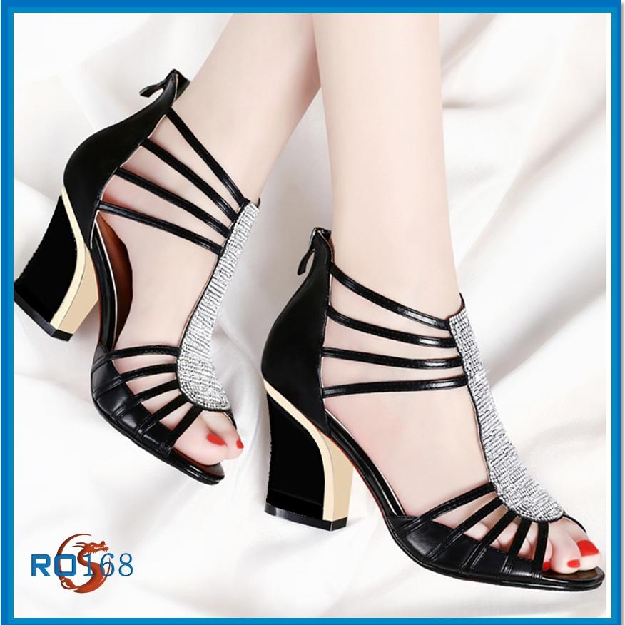 Giày xăng đan nữ RO168