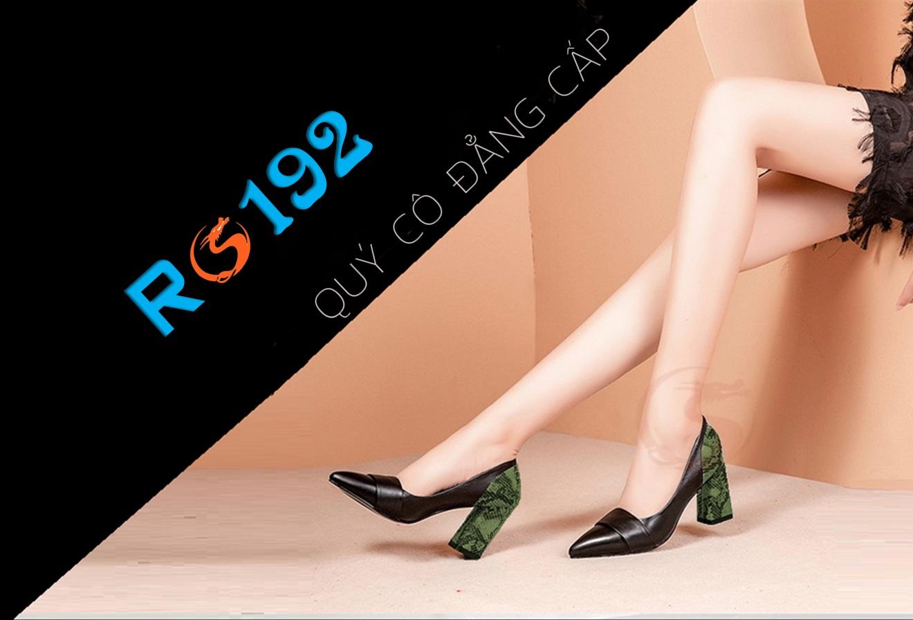 Giày xăng đan nữ RO192