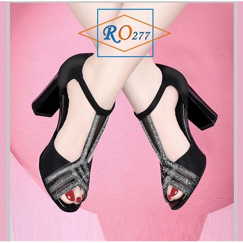 Giày xăng đan nữ RO277