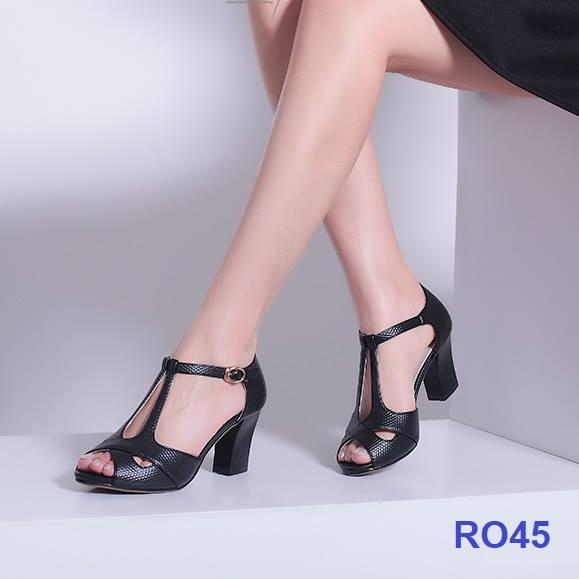 Giày xăng đan nữ RO45 Quay Kiểu