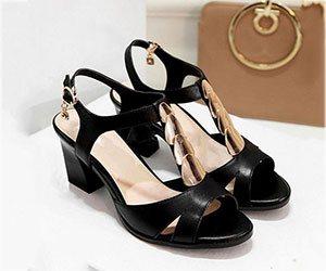 Giày xăng đan nữ XĐN021
