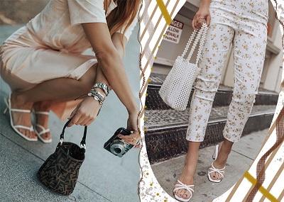 Gợi ý những mẫu giày trắng cực xinh cho nàng dịp xuân 2020