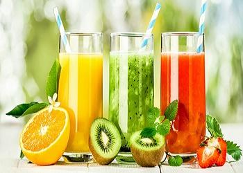 Thực phẩm làm đẹp da và tóc & Làm đẹp da và tóc với 18 công thức sinh tố bổ dưỡng