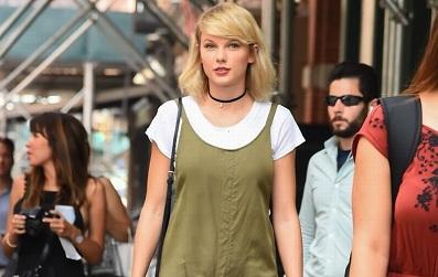 Muốn đẹp như Taylor Swift nhất định phải diện những set đồ này