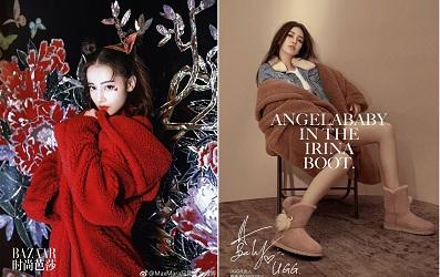 Nhiều idol Hàn Quốc và Trung Quốc còn đang rất tích cực diện những mẫu áo khoác lông ấm áp