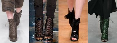 Những kiểu giày Boot nữ đẹp cho mùa đông
