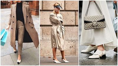 Những mẫu giày hot dành cho phái đẹp trong năm 2020