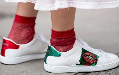 Những mẫu giày street style cực chất từ Fashion Month
