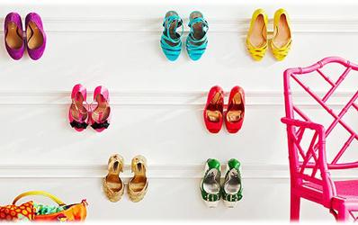 Những mẫu thiết kế đựng giày độc đáo