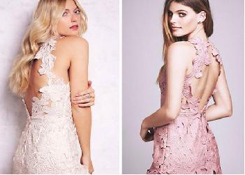 Những trang phục mà các nàng nên tránh khi dự tiệc cưới