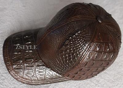 Nón da cá sấu NDCS02