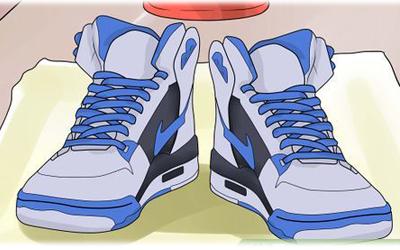 Phải làm sao khi giày, dép ướt?