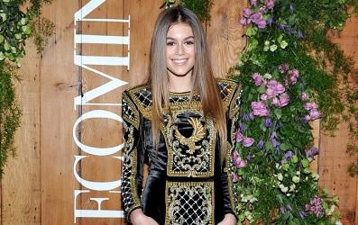 Phong cách thời trang ấn tượng của nàng mẫu tuổi 16 Kaia Gerber