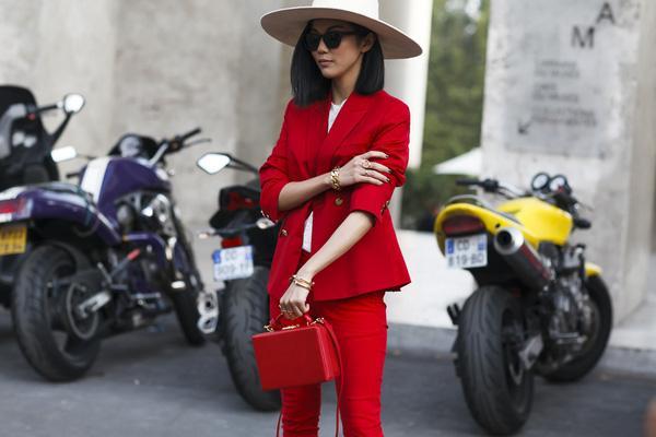 Phong cách thời trang công sở năm 2018
