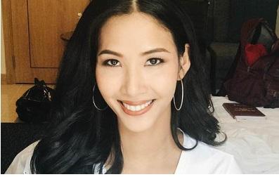 Sự lột xác ngoạn mục của Hoàng Thùy tại cuộc thi Hoa hậu Hoàn Vũ Việt Nam