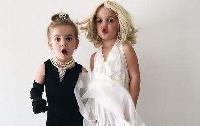 Top 10 fashionsta nhí có phong cách ăn mặc ấn tượng cùng lối tạo dáng cà biếu cảm nhất hiện nay