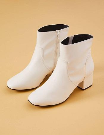 Top 7 đôi giày boot cao đến mắt cá chân đẹp nhất