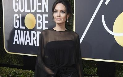 Vẻ đẹp xuất thần của các sao Hollywood tại thảm đỏ Quả Cầu Vàng 2018