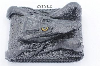 Ví nam đầu cá sấu VNDCS01