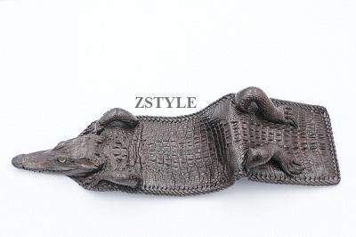 Ví nam đầu cá sấu VNDCS02